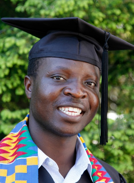 WILLIAM KAMKWAMBA DARTMOUTH GRADUATION